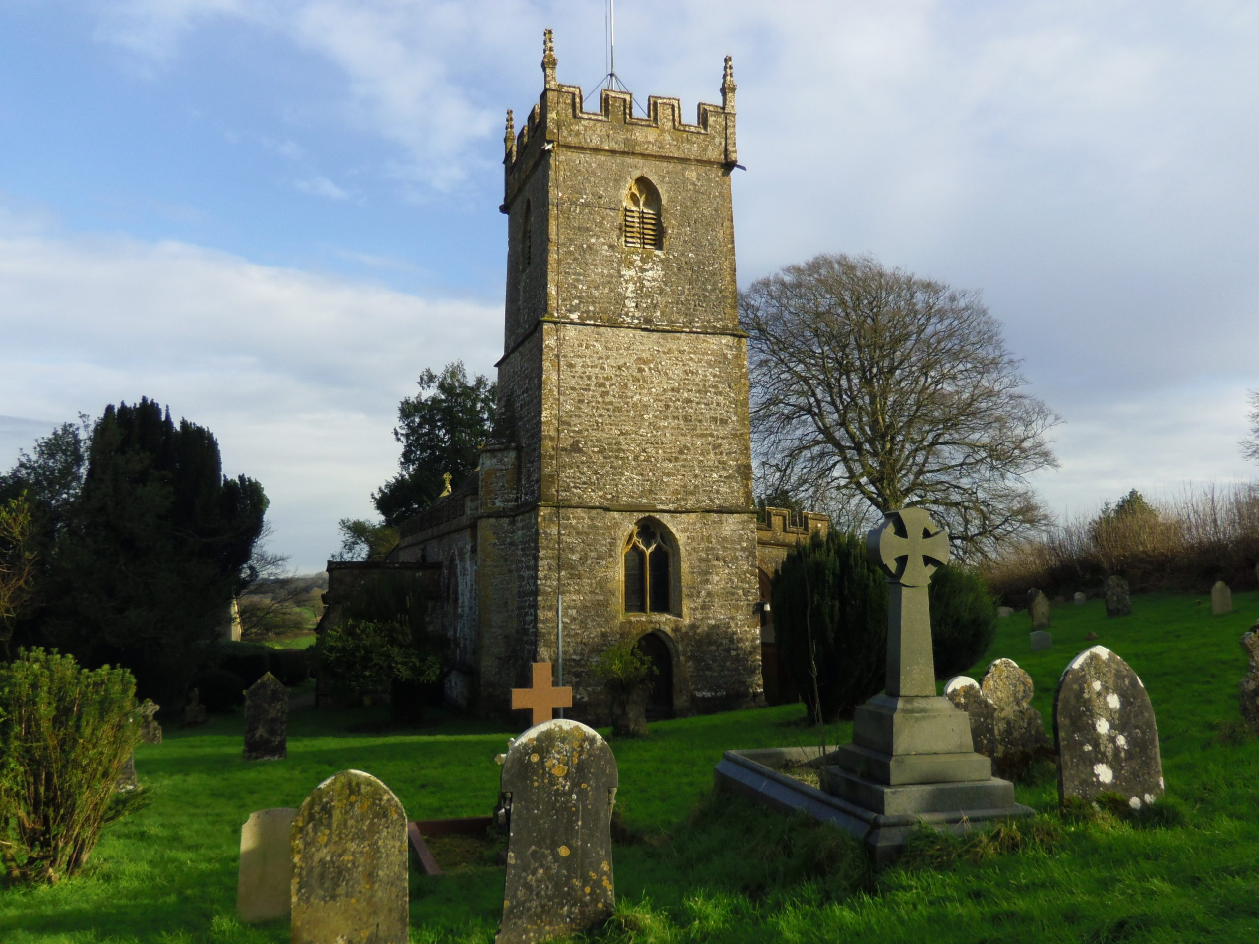 St Mary's Church – Corscombe
