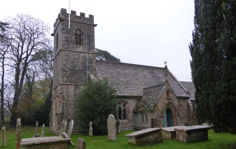 Saint Juthware And St Marys – Halstock