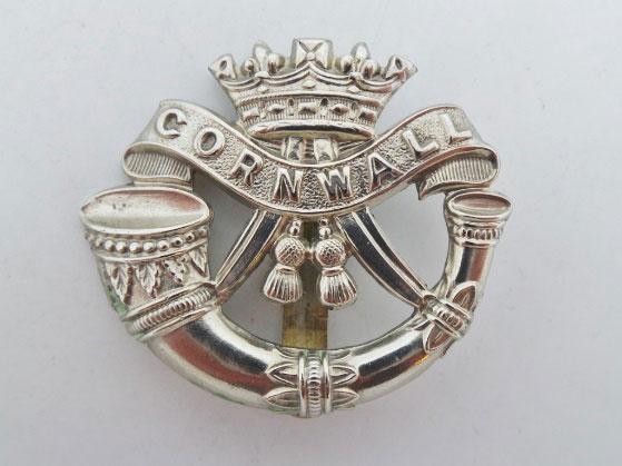 1st Battalion Duke of Cornwall's Infantry