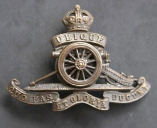 57th Siege Battery Royal Garrison Artillery