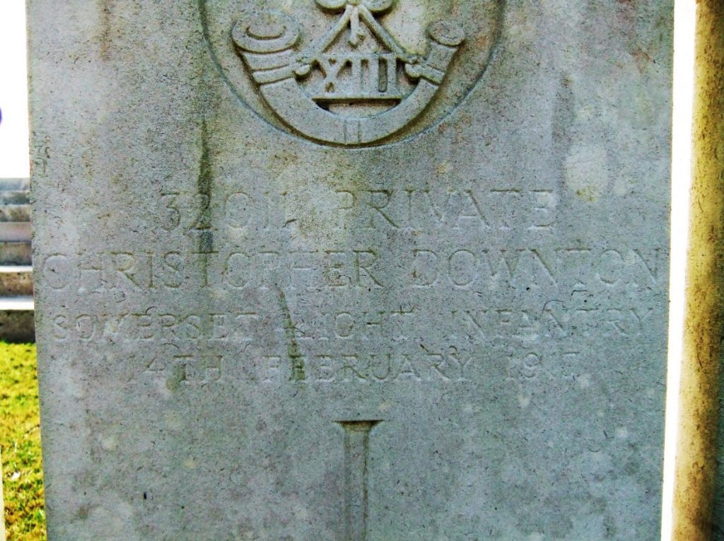 Christopher's Grave Grove Cemetery, Meaulte, France