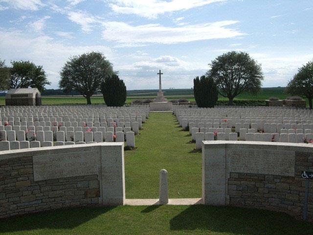 Grove Town Military Cemetery