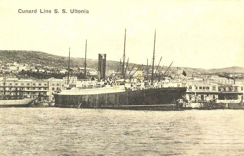 SS Ultonia