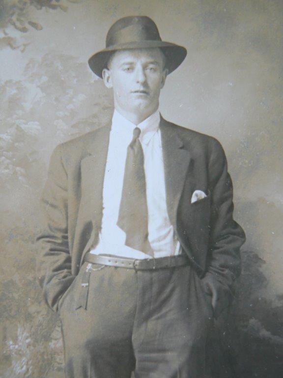 Private Arthur Genge