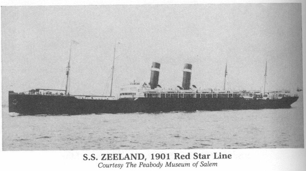 SS Zealand